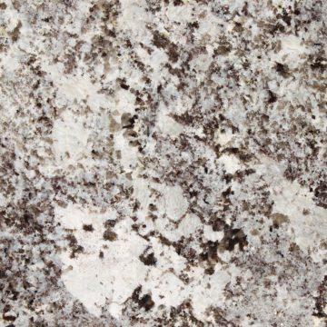 Alaska White Naturstein Granit elfenbein