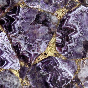 Amethyst Extra Gold Schmuckstein violette