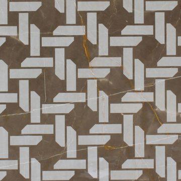 Bronze Amani (Callaghan Design) Texturen Marmor braun