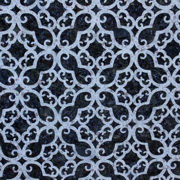 Farfalla Blue (Arabica Design) Texturen Granit blau