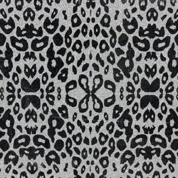Jungle Black (Leopard Design) Texturen schwarz