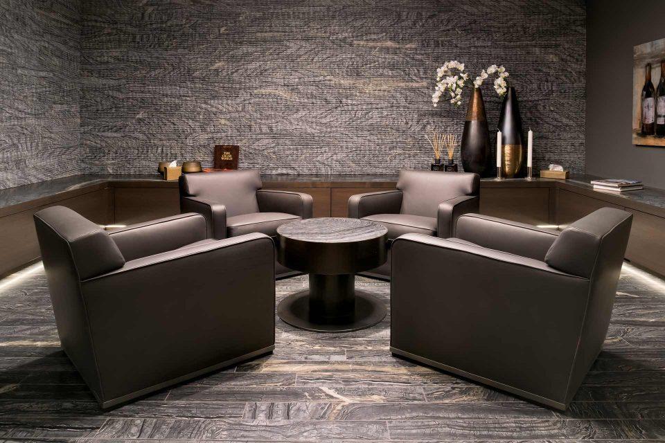 Naturstein Luxus Lounge