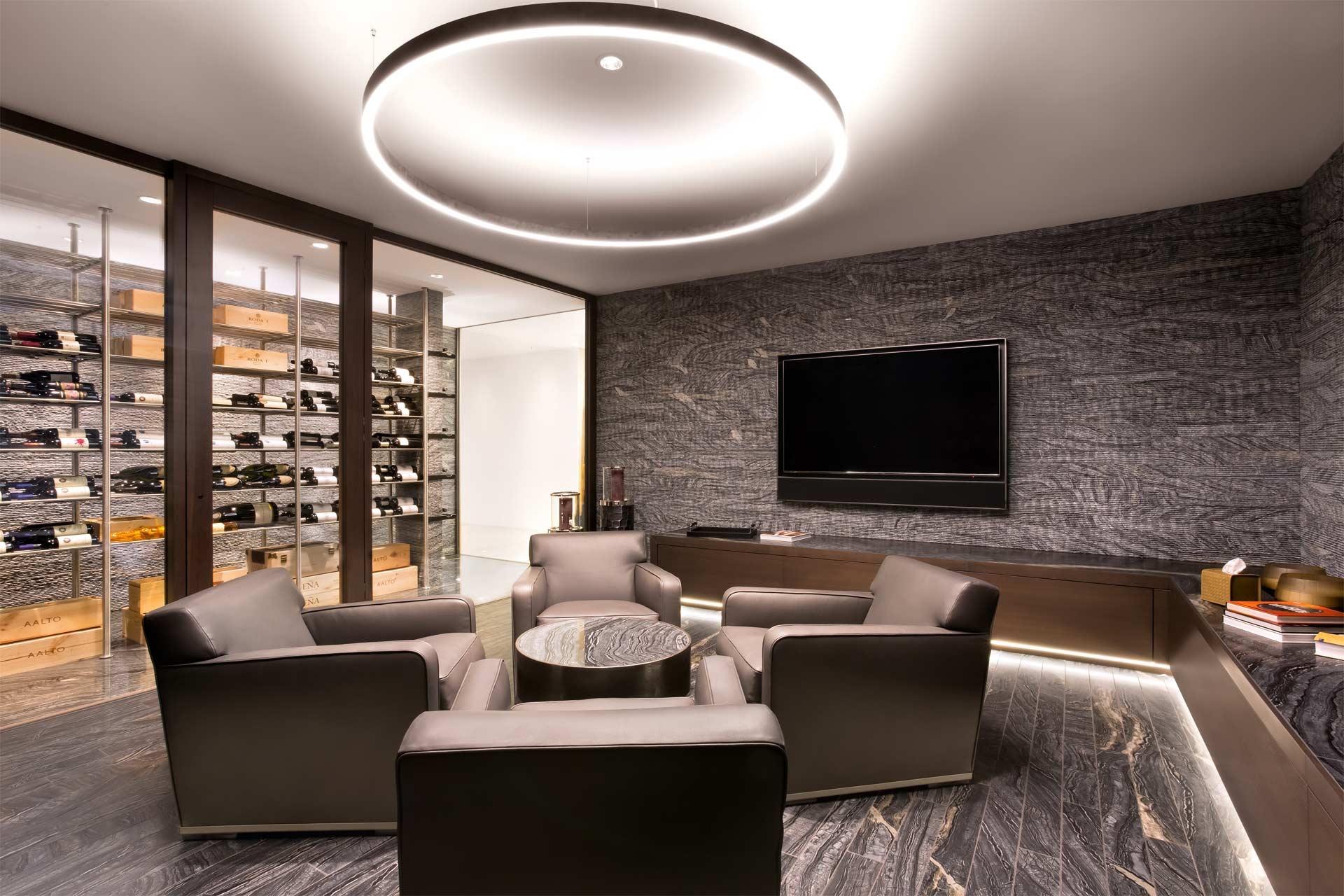 Naturstein Lounge Marmor