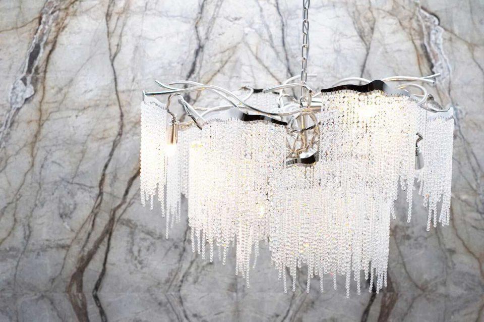 Naturstein Wand Interior