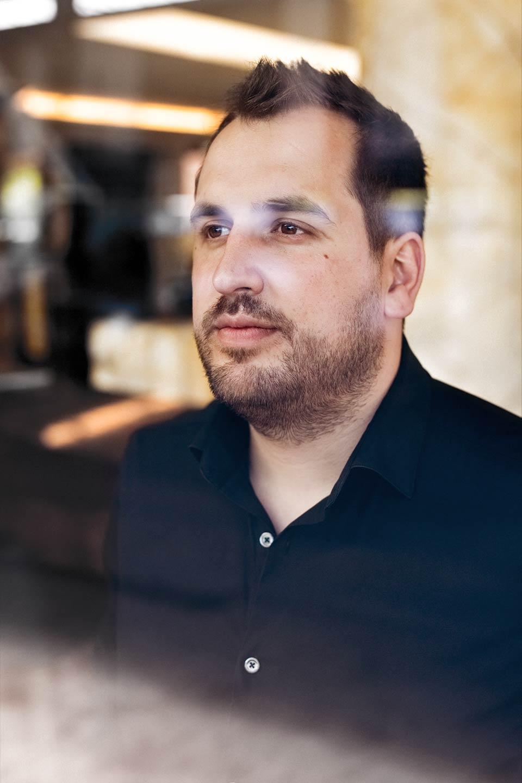 Gianluca Alberti, Real Stein AG