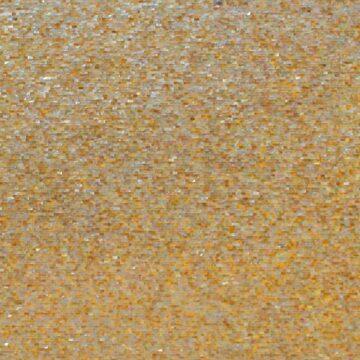 Golden Mother of Pearl (Small Brick) Muschel gold weiss beige braun